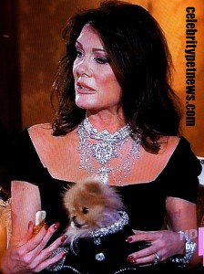 Photo of Lisa Vanderpump Giggy Bravo TV The Real Housewives of Beverly Hills CPN