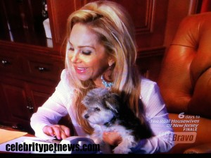 Photo of Adrienne Maloof Jackpot Celebrity Pet News