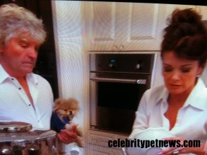 Photo of Kenneth Todd Giggy Lisa Vanderpump Celebrity Pet News