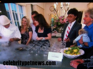 Photo of Pandora Lisa Vanderpump Kevin Lee Kenneth Todd Giggy Beverly Catering RHOBH CPN