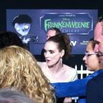 Photo of Winona Ryder Frankenweenie Premiere